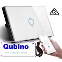 QUBINO WiFi- Smart Switch-1 Gang