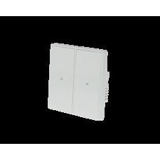 QUBINO- Zigbee Smart Switch (zero fire-2CH)